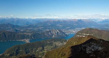 Passeggiata in Montagna sul Monte Generoso