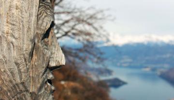 Sentiero delle Espressioni Val d'Intelvi Lago di Como